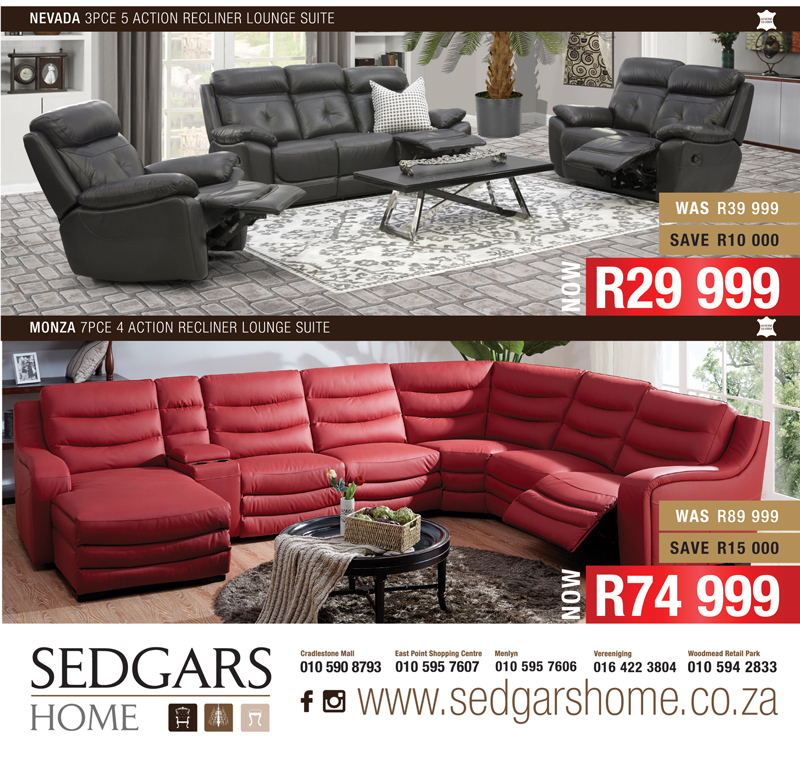 Sedgars home furniture for At home furniture catalogue